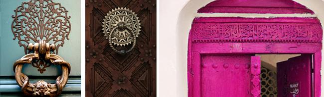 Doors from around the world !
